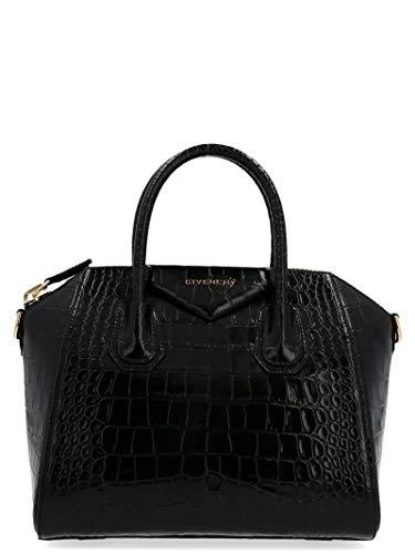 Givenchy Luxury Fashion Donna BB500CB0LK001 Nero Borsa A Mano | Stagione Permanente