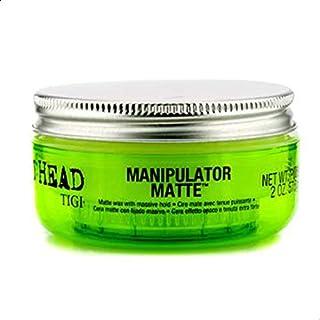 Bed Head Manipulator Matte - Matte Wax with Massive Hold