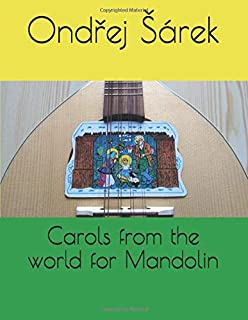Carols from the world for Mandolin
