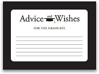 Best graduation advice card template Reviews