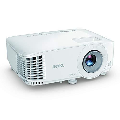 BenQ WXGA Business Projector (MW560) - DLP - 4,000 Lumens High Brightness - 20,000:1 High Contrast Ratio - Dual HDMI, VGA - Auto Keystone Correction - Simple Setup - SmartEco Technology
