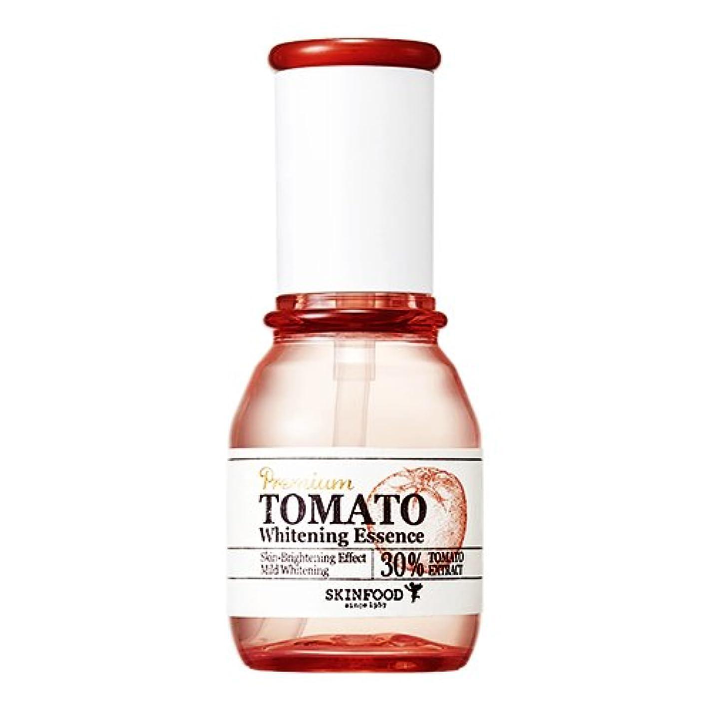 不安定なダンス[スキンフード] SKINFOOD プレミアムトマトホワイトニングエッセンス Premium Tomato Whitening Essence (海外直送品) [並行輸入品]
