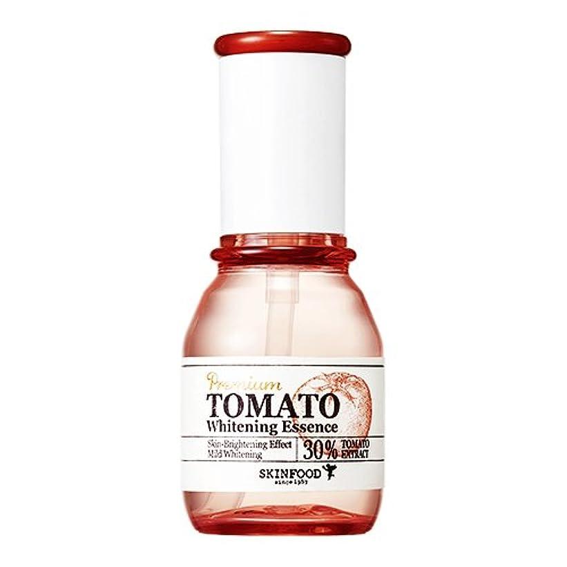 強調する進行中ステレオ[スキンフード] SKINFOOD プレミアムトマトホワイトニングエッセンス Premium Tomato Whitening Essence (海外直送品) [並行輸入品]