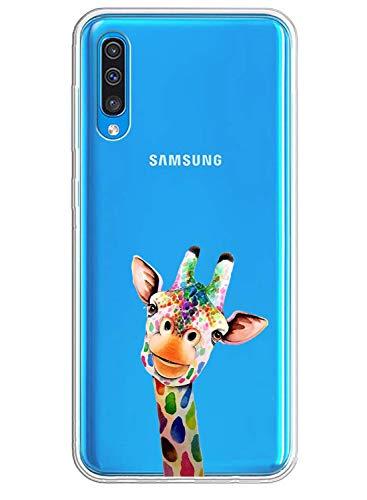 Caler Hülle Kompatibel mit Samsung Galaxy S7 Handyhülle TPU Bumper Silikon Transparent Weiche Schlank Schutzhülle Handytasche Gummi Dünn Flexibel Case Handy Soft Back Cover Handytasche