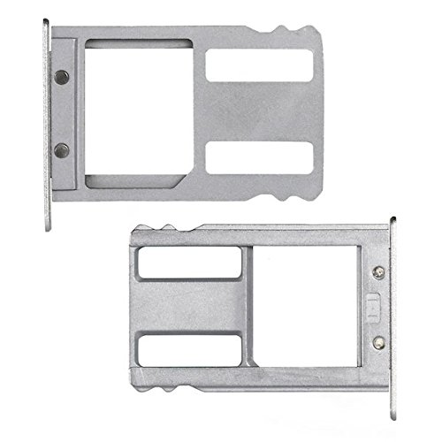 BisLinks White Sim Carder Slot - Holder for Huawei Google Nexus 6P