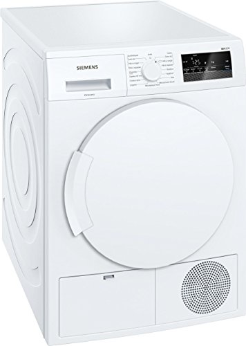 Siemens - Sèche-Linge Condensation 8kg IQ500 SIEMENS WT43N201FF