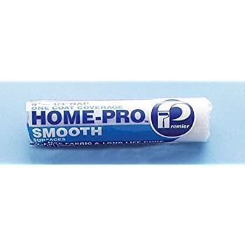 Home-Pro 722 Premier 7 x 3//8 Nap Dripless Roller Cover