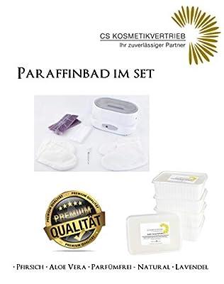 Paraffinbad/Wachserwärmer 3L Digital im