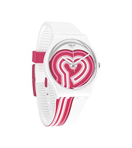 Swatch orologio BEATPINK 34mm Originals Gent GW214