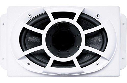 Wet Sounds REV 6X9-SM-W Surface Mount Marine 6'x9' Speakers