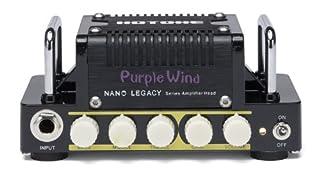 scheda hotone nla-2 purple rain - amplificatore per chitarra, 5 w, colore: viola