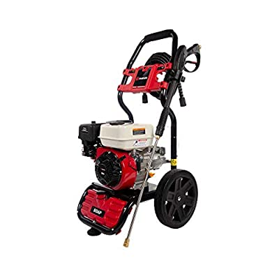 Petrol Pressure Washer - 208cc Engine - 3100 PSI by ParkerBrand