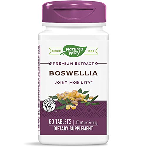 of fenugreek capsules dec 2021 theres one clear winner Nature's Way Boswellia, 307 mg per serving, 60 Tablets (Packaging May Vary)