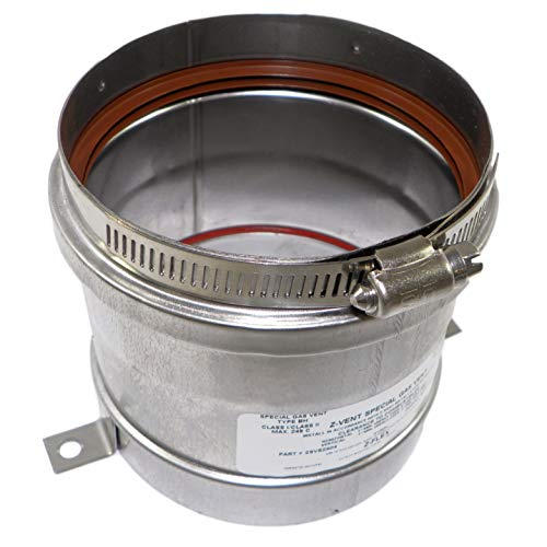 """Zodiac Jandy R0731100 4"""" JXI Vent Adapter for Pool Heaters"""
