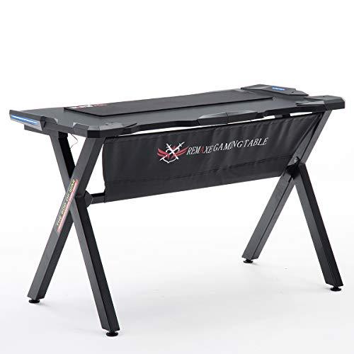 Remaxe Gaming Desk - Mesa de Juegos para...