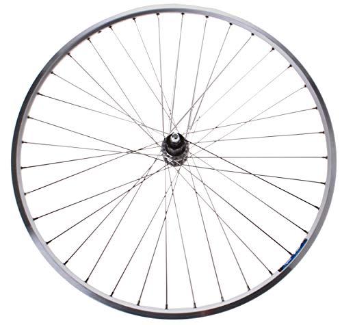 TOM Hinterrad ZAC1928 - Freno de ruedas para bicicleta (aluminio, 36 g), color plateado