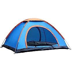 Egab Picnic Camping Portable Waterproof Tent (2 Person),Egab