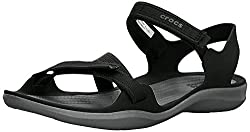 Crocs ladies Sandals in Black