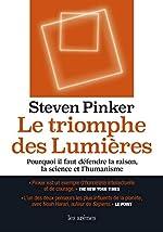 Le Triomphe des lumières de Steven Pinker
