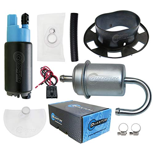 GSX1300 GL800 1500 VZ800 1600 2005-2018 HFP-382S Motorbike Fuel Pump with Install Kit Replacement for Suzuki B-King GSX1300B Boulevard C50 90 M50 95