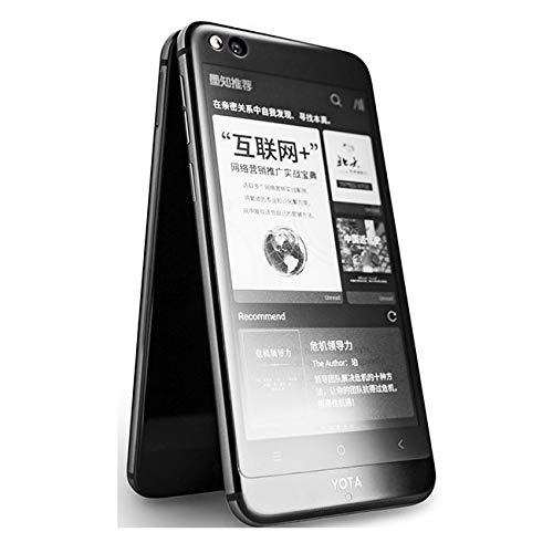 Yotaphone 3 Yota 3+ 128GB Dual SIM Unlocked E-Ink Phone International Version
