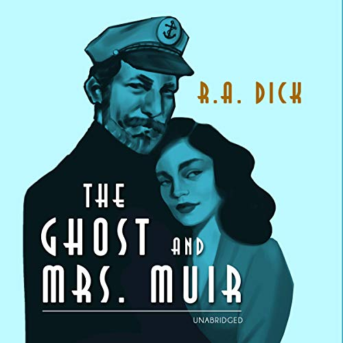 The Ghost and Mrs. Muir audiobook cover art