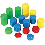 Learning Resources Resources-LER4292 Kit de Poids métriques de, LER4292