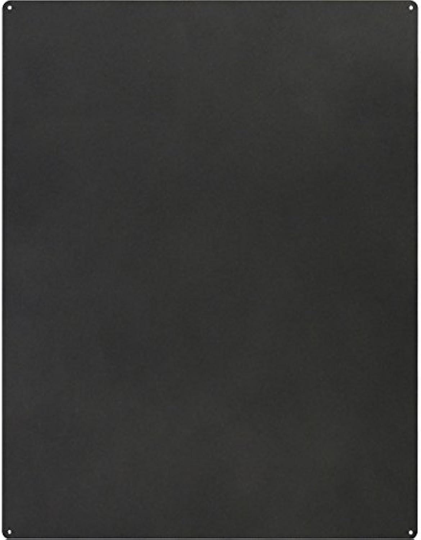 KalaMitica magnetische Kreidetafel aus Stahl. Gre 74x57x0,12cm. Farbe  Anthrazit