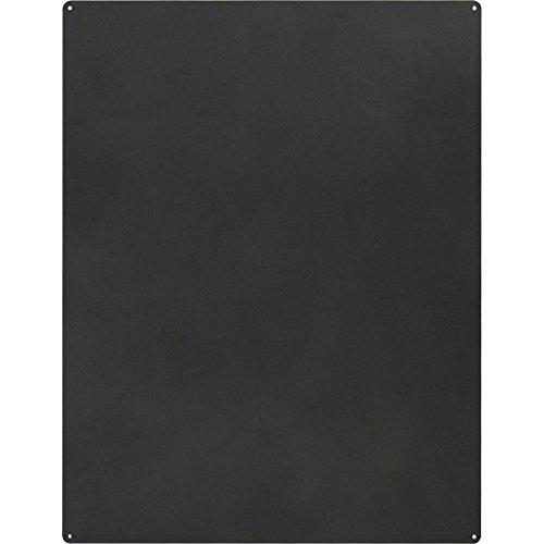 KalaMitica magnetische Kreidetafel aus Stahl. Größe 74x57x0,12cm. Farbe: Anthrazit