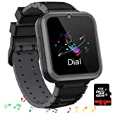 Smooce Smartwatch bambini, Orologio Bambino Telefono con touchscreen da 1,54 pollici, musica MP3,...