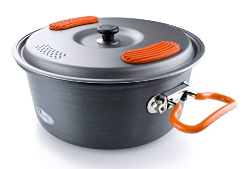 Gsi Outdoors Halulite 4.7-Liter Cook Pot