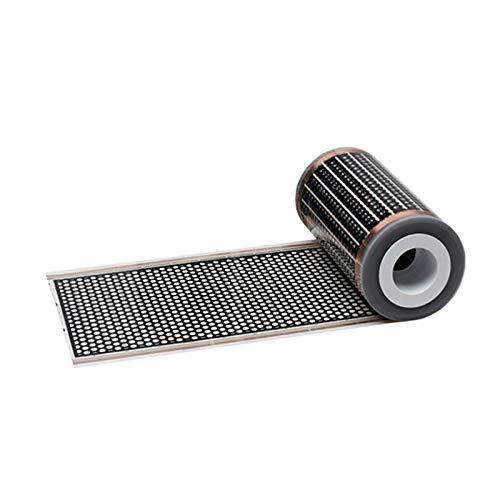 0,5x3m Infrarotfolie Wärmefolie für Dielen Parkett Schiffsboden Linoleum