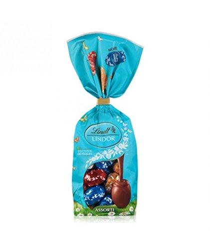 Lindor - Sacchetto mini uova in edizione pasquale, 200 g