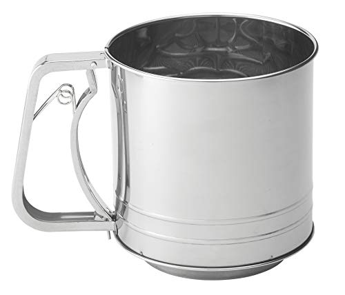 Mrs. Anderson's Baking Hand Squeeze Flour Sifter