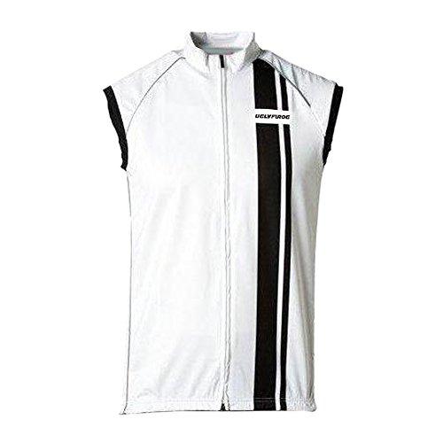 Uglyfrog 2017 Ärmellos Fahrradtrikot Bike Jersey atmungsaktiv Reiten Cycling Vest für Outdoor Radfahren MJHB02