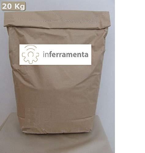 Zak 20 kg lijm van extra sterk poeder voor manipulatie vliesbehang, biologisch afbreekbaar Made in Italy
