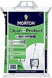 Morton Salt Morton F124700000g Clean & Protect/Rust Defense Water Softener Pellets, 40 Lb, Plain (4, Plain (40lb))