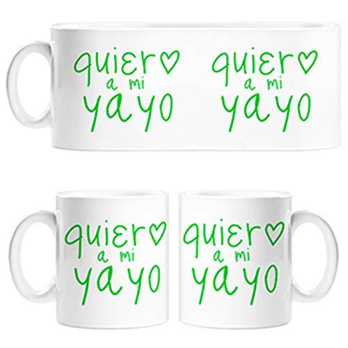 Diver Tazas Taza Quiero a mi yayo - Cerámica