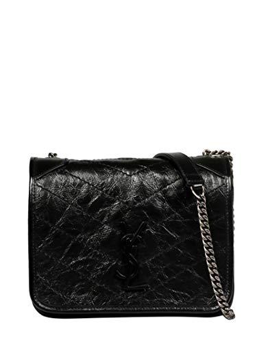Saint Laurent Luxury Fashion Damen 5831030EN041000 Schwarz Leder Schultertasche | Herbst Winter 20