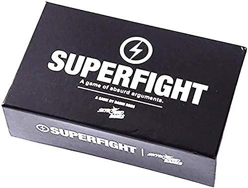 GJYJJKRY Kartenspiel - Superfight Party Fun Brettspiel Freunde Adult Entertainment 500 Karten