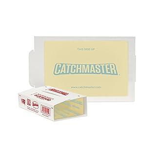 Catchmaster 60M السائبة حزم الماوس والحشرات الغراء