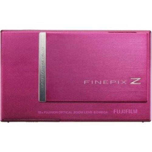 Fujifilm FinePix Z100fd Digitalkamera (8 Megapixel, 5fach opt. Zoom, 6,9 cm (2,7 Zoll) Display, Bildstabilisator) pink