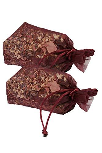 Cinnamon Cedar Sachet by MoonDance Soaps - Handmade Potpourri with Herbs and Essential Oils