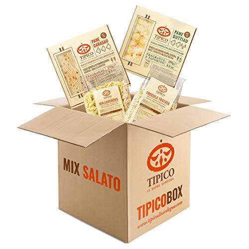 Tipico Box - Prodotti sardi da forno - Salato