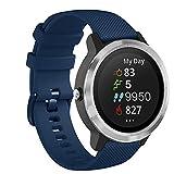 Onedream Correas Compatible para Garmin Vivoactive 4, Compatible con Samsung Galaxy Watch 3 45mm, Pulsera de Repuesto Band...