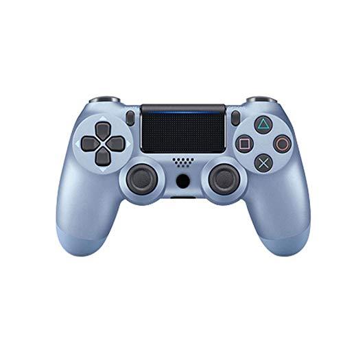 CCCDB®Wireless-Game-Controller, Ps4 Controller Controller Bluetooth 4.0 PS4 Vier Generationen Schwingungsrückkopplung angewendet Bluetooth -Technologie Blau