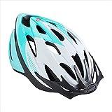 Schwinn Thrasher Bike Helmet, Lightweight Microshell Design, Adult, Teal