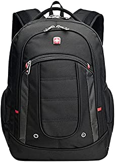 Swissgear Waterproof Titan School Backpack 15.6 inch Swiss Gear Bag - Black , 2725617615864