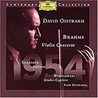 Brahms;Violin Conc./Sarasate;