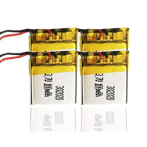 110mAh 3.7V 302025 li polímero batería Recargable, para GPS PSP MP3 MP4...